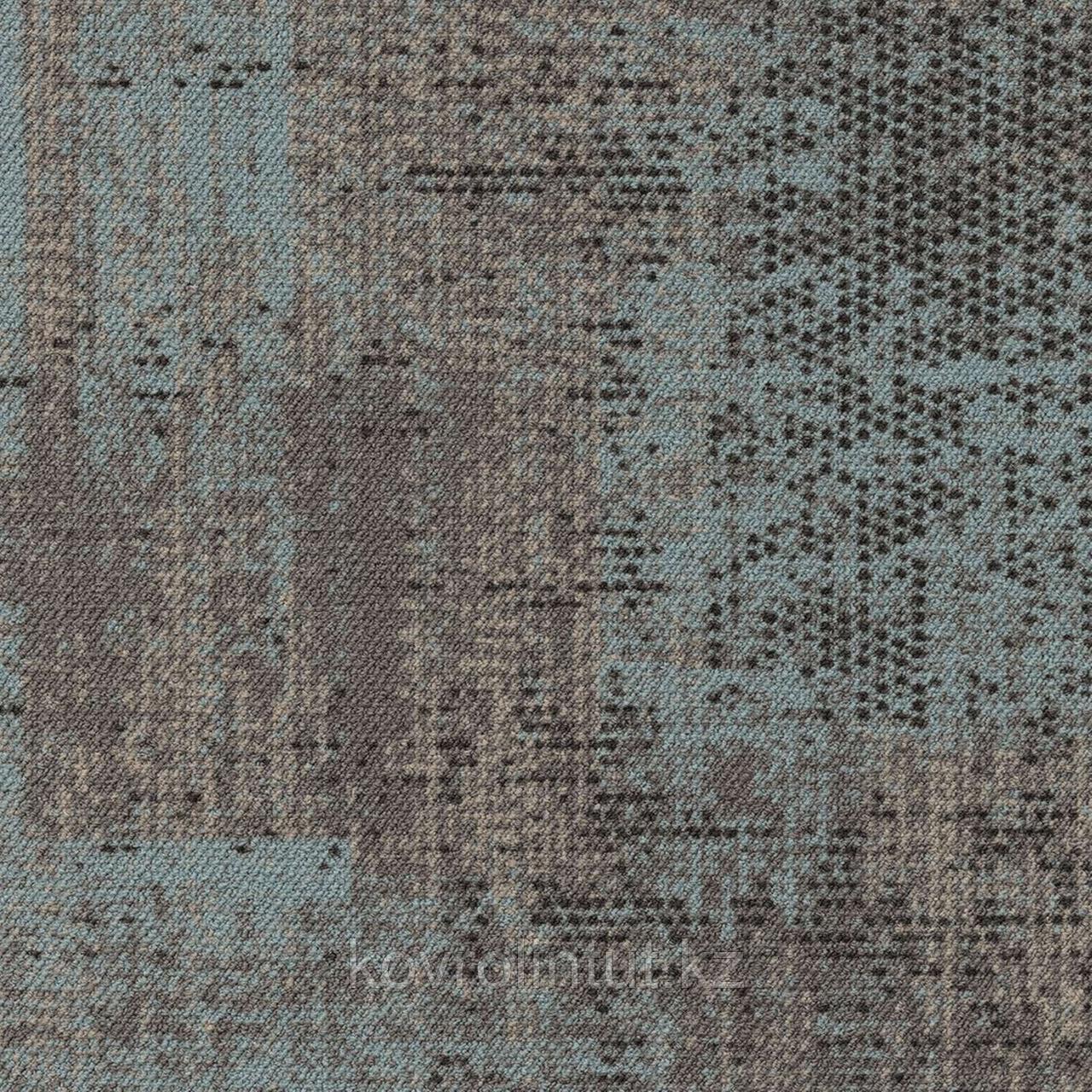 Плитка ковровая Modulyss Pixel 610, 100% PA