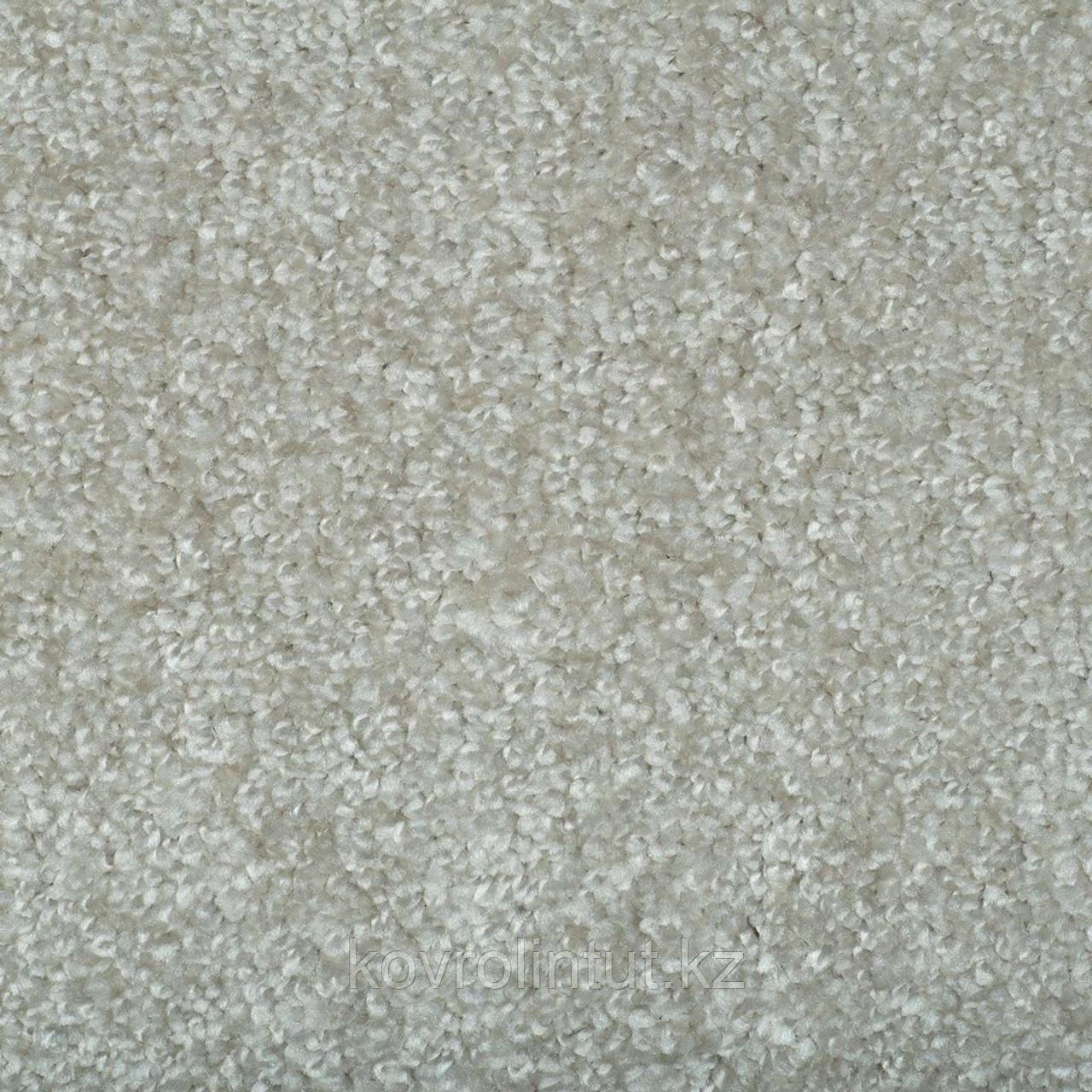 Покрытие ковровое Santa Fe 03, 4 м, светло-бежевый, 100% РР