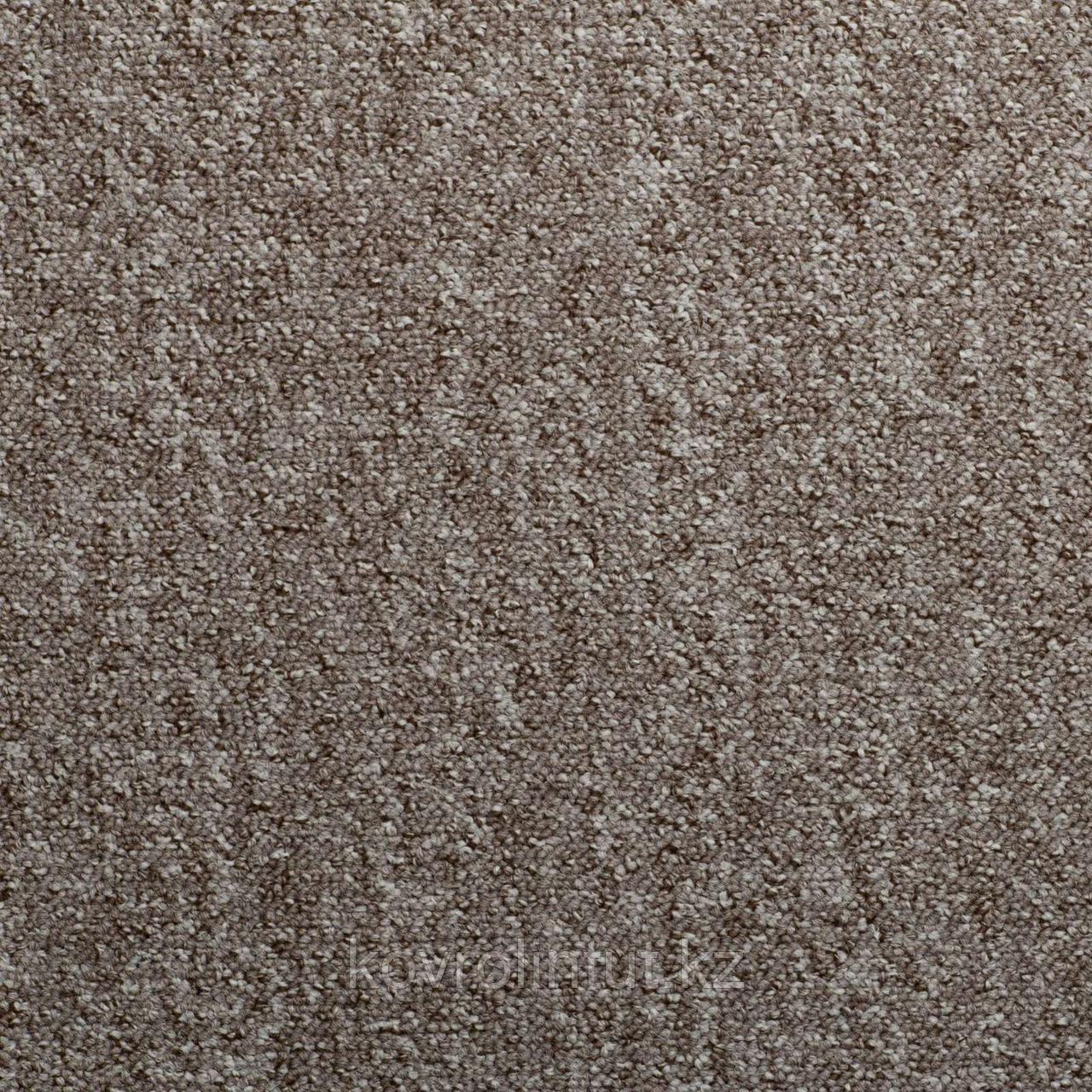 Покрытие ковровое Forza New 3918, 4 м, коричневый, 100%PP