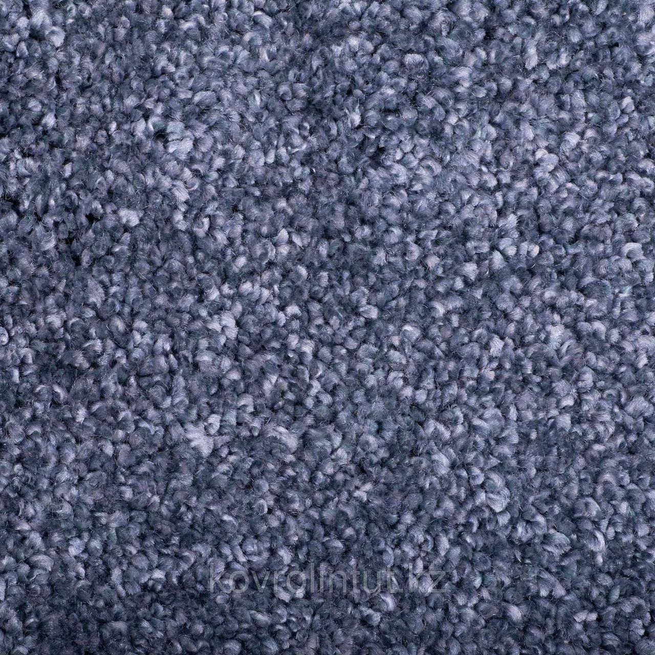 Покрытие ковровое Diva 44681, 4 м, серо-голубой, 100%PP