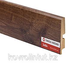 Плинтус Kronopol P85 3484 Cayenne Walnut 2500х85х16мм