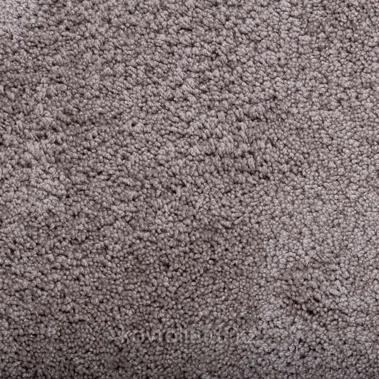 Покрытие ковровое Amazing 92, бежевый, 4 м, 100% PES