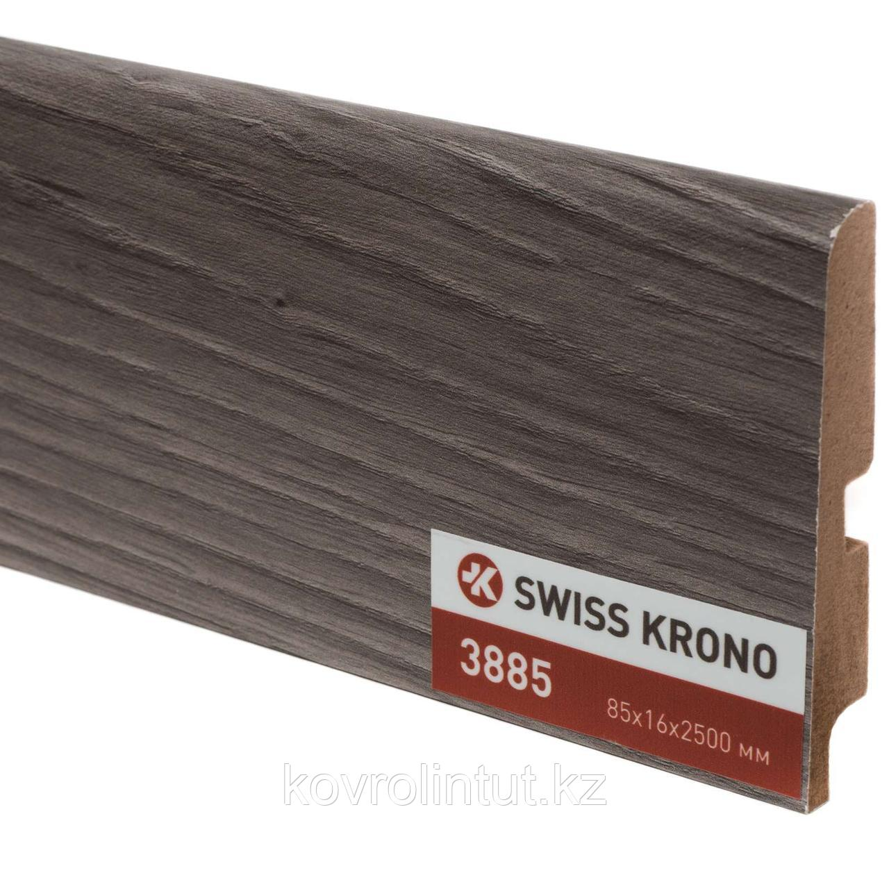 Плинтус Kronopol P85 3885 Fado Oak 2500х85х16мм