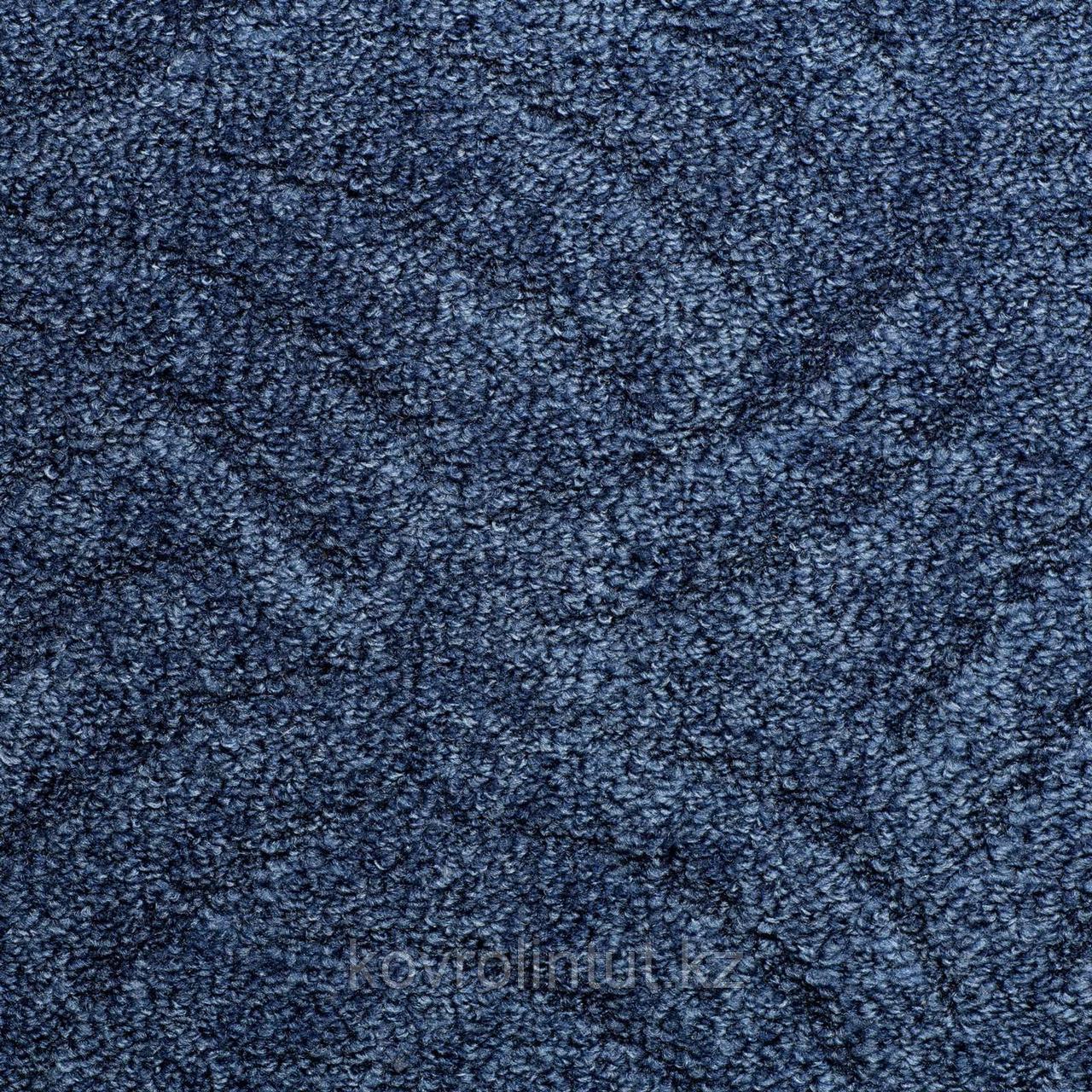 Ковровое покрытие Balta MASKA 578 синий 4 м
