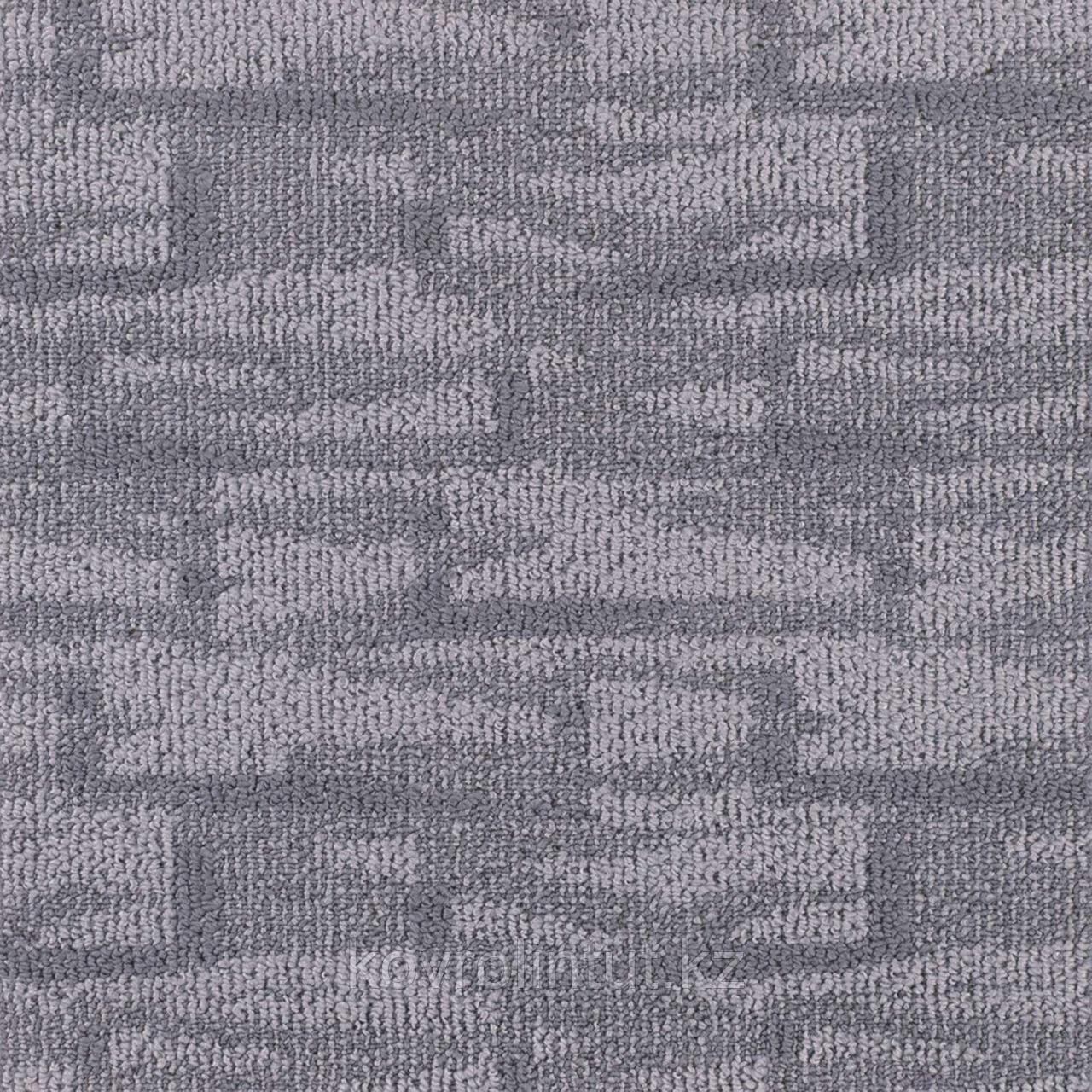 Ковровое покрытие Sintelon PLANET 43962 серый 4 м