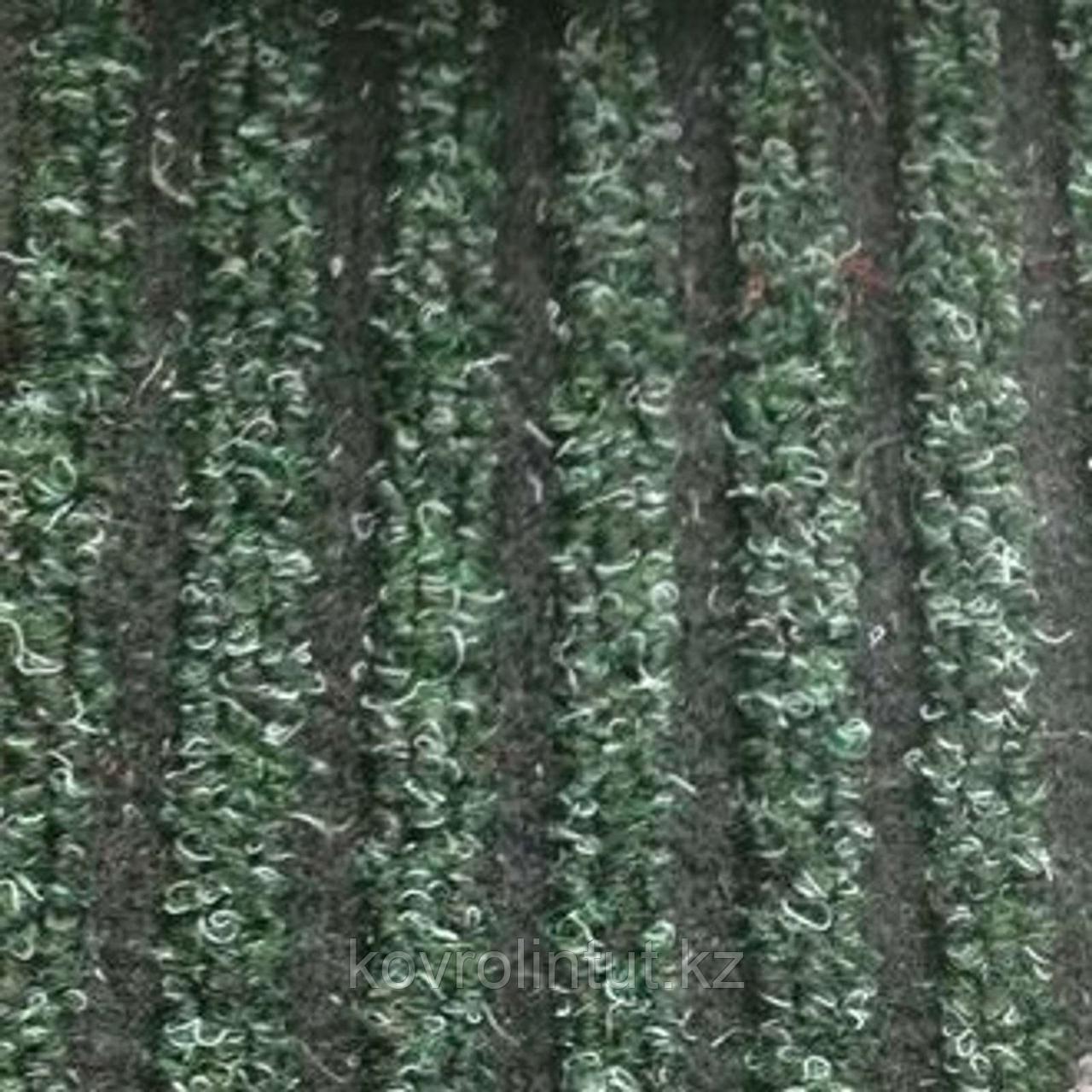 Дорожка грязезащитная Sheffield 29 PD 1М, зеленый