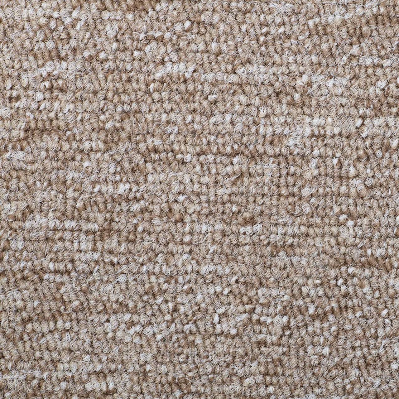 Коммерческое ковровое покрытие AW Medusa 33, 4 м, бежевый, 100% SDN