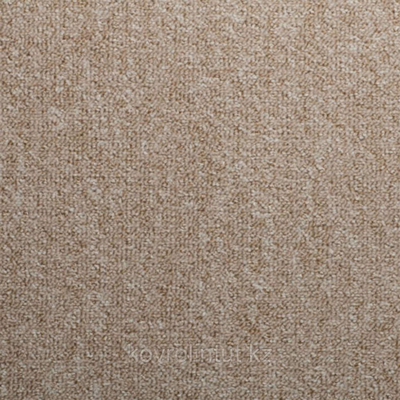 Покрытие ковровое Forza New 3912, 4 м, бежевый, 100%PP
