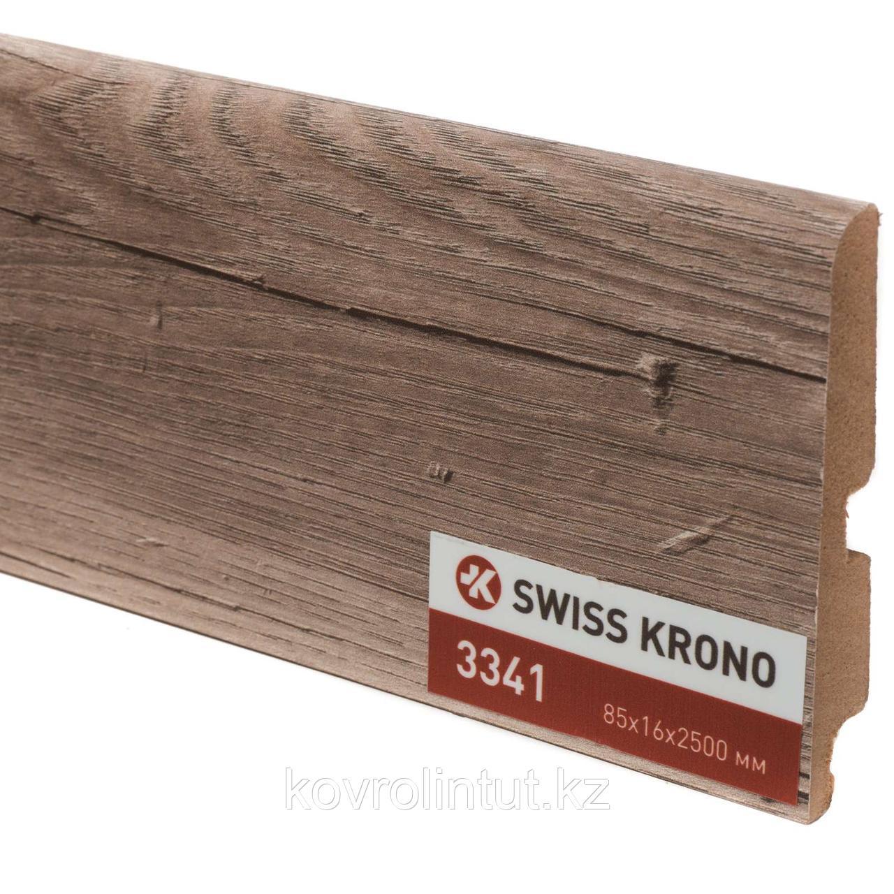 Плинтус Kronopol P85 3341 Jasmine Oak 2500х85х16мм