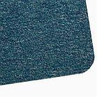 Коммерческое ковровое покрытие AW Medusa 70, 4 м, голубой, 100% SDN, фото 2