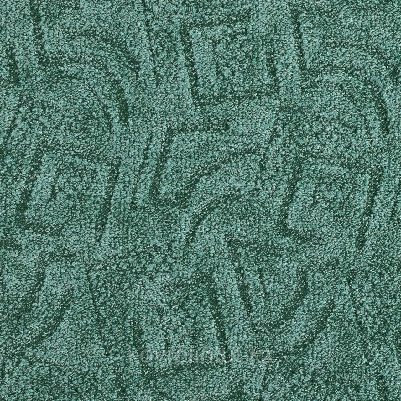 Покрытие ковровое Shape 25, 4 м, зеленый, 100% PA
