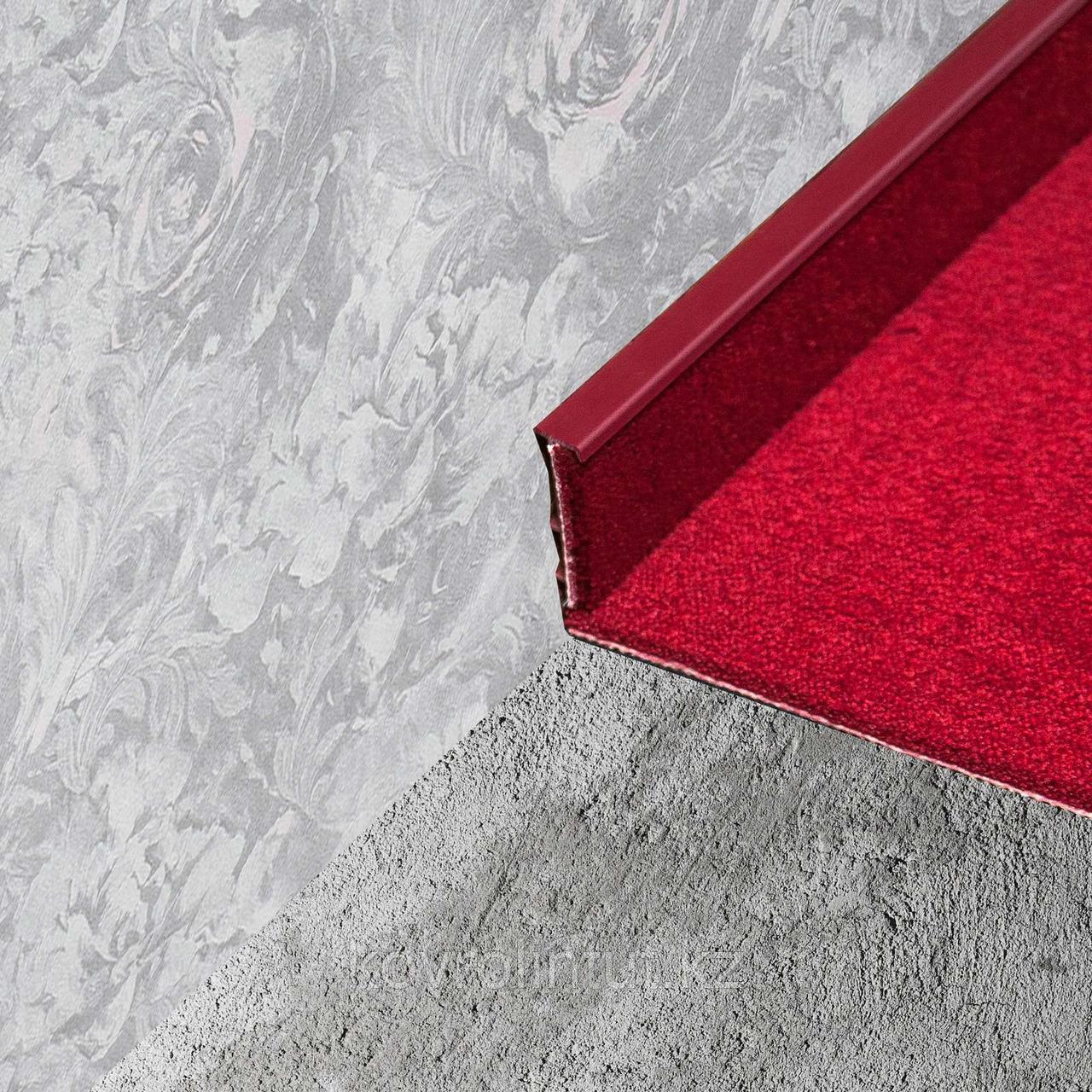 Плинтус для ковролина KORNER Listwa 114 бордо 2,5м