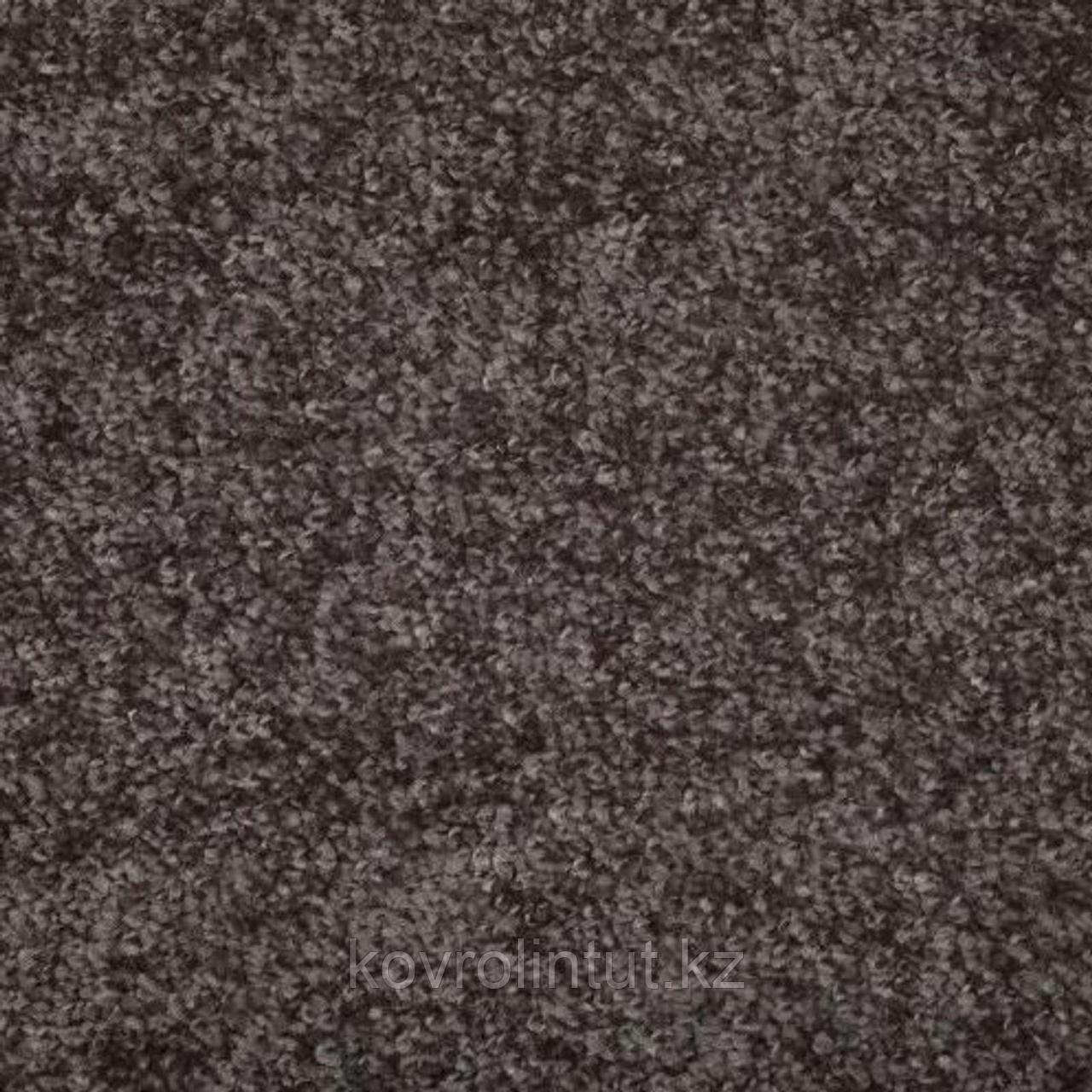 Покрытие ковровое Santa Fe 42, 4 м, коричневый, 100% РР