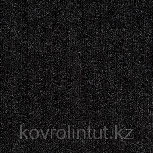 Ковровое покрытие Sintelon GLOBAL 66811 черный 3 м