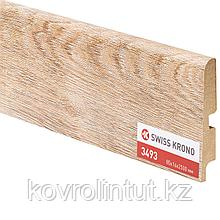 Плинтус Kronopol P85 3493 Safron Oak 2500х85х16мм