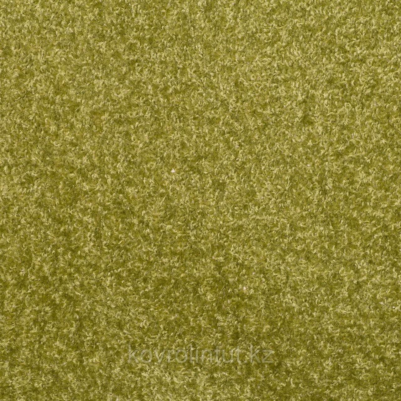 Ковровое покрытие Balta SMILE 460 салатовый 4 м