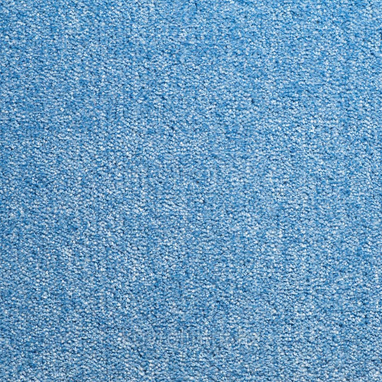 Ковровое покрытие Sintelon FESTA 44735 голубой 4 м
