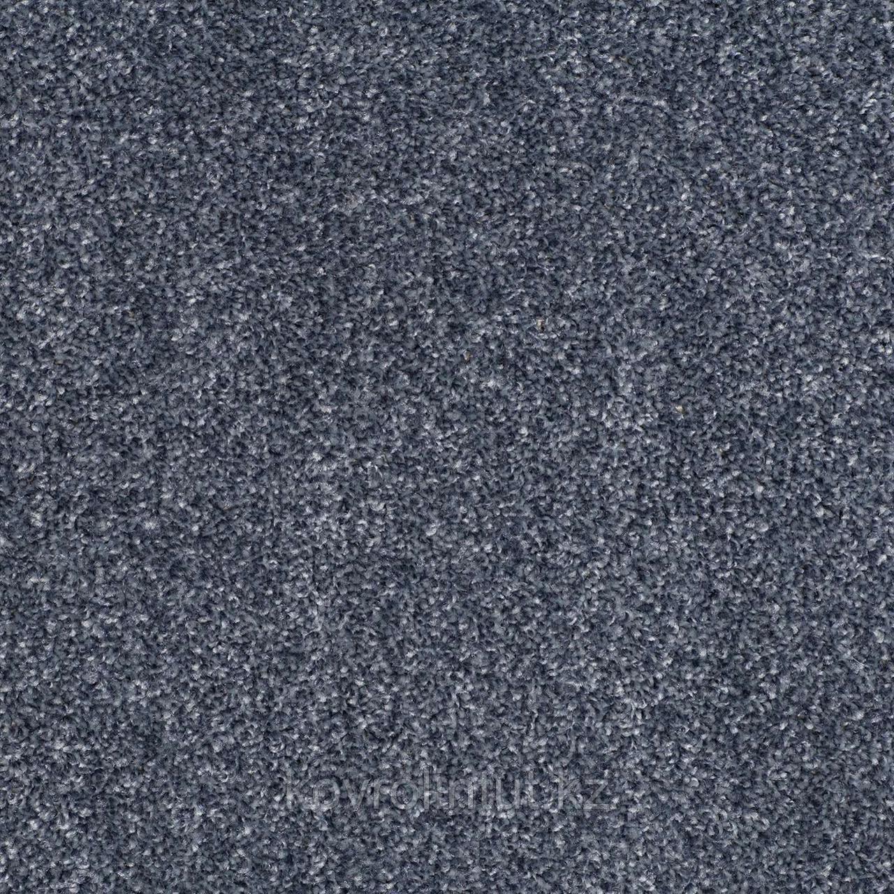 Ковровое покрытие Balta LUKE 500 синий 4 м
