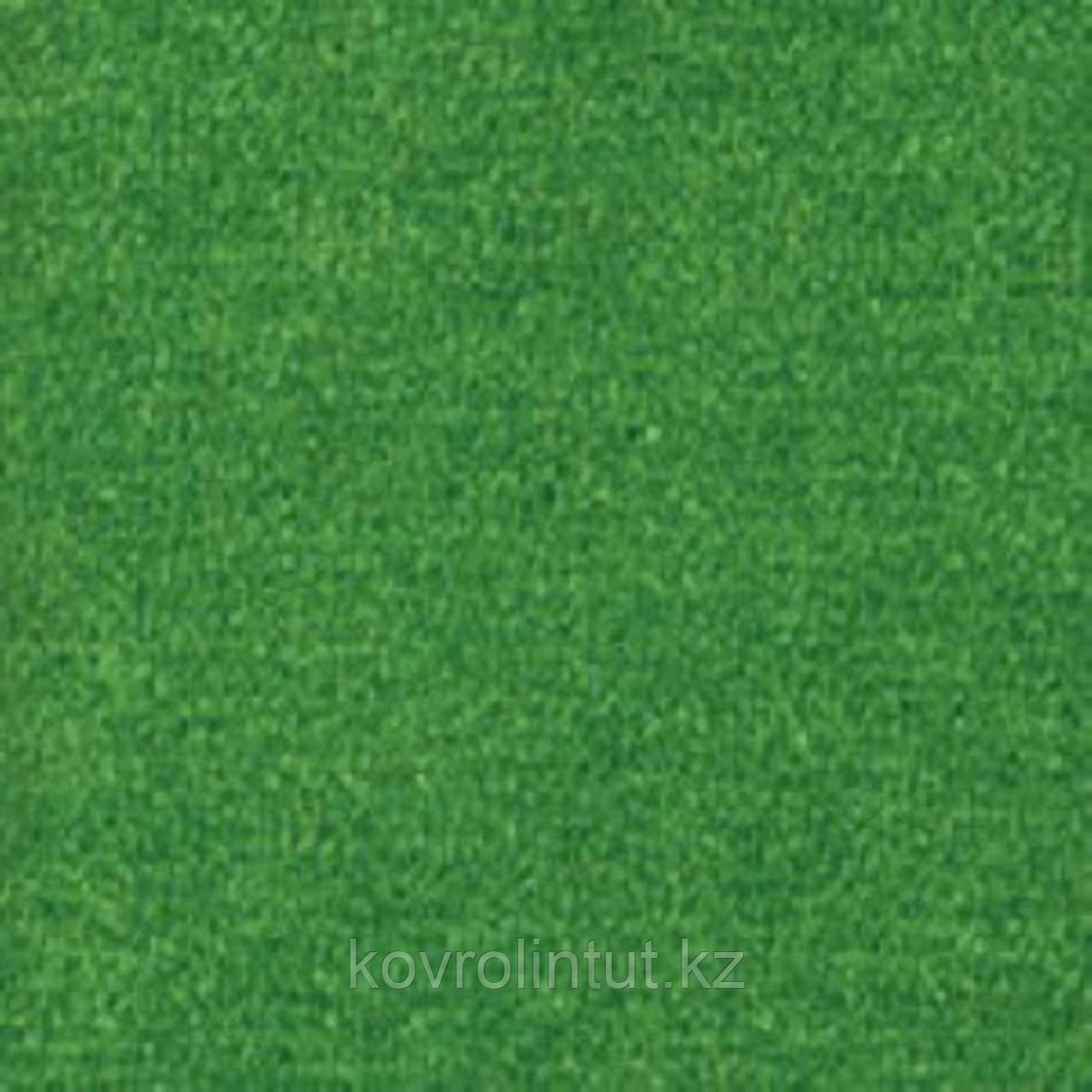Ковровое покрытие Sintelon FESTA 55735 зеленый 3 м