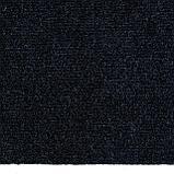 Ковровое покрытие Sintelon GLOBAL 44811 синий 4 м, фото 2