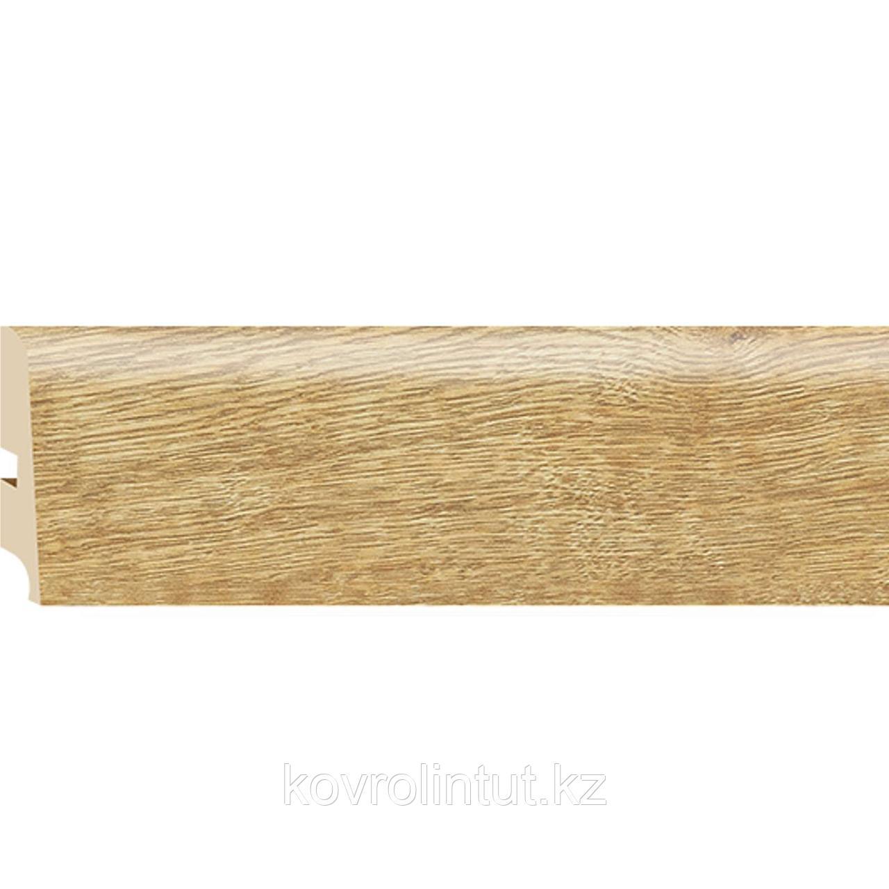 Плинтус Kronopol P85 4582 Oskar Oak, 2500х85х16мм, 9шт/уп