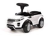 Толокар машинка Range Rover Evoque, фото 10