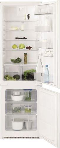 Встраиваемый холодильник Electrolux ENN 92811 BW белый