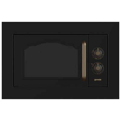 Встраиваемая электрическая СВЧ-печь Gorenje BM235CLB черный