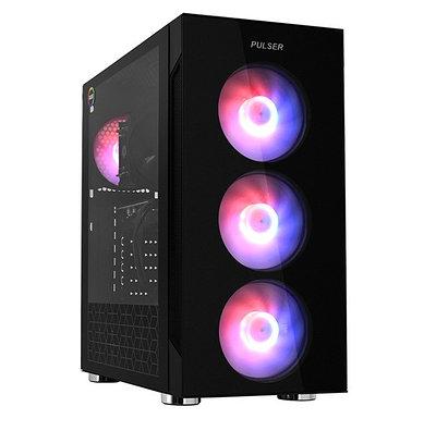 Настольный компьютер Core i5-10400F-2.9GHz/B460/RAM 16GB/SSD 240GB (M.2)/HDD 1000GB/GTX1660 SUPER-6GB/no DVD/6