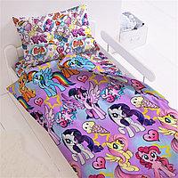 """Комплект постельного белья My Little Pony """"Summer time"""""""
