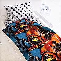"""Комплект постельного белья """"Mortal Kombat"""""""