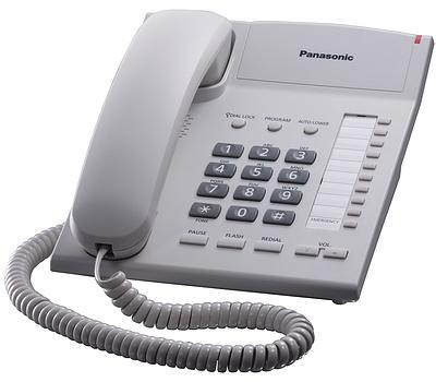 Телефон Panasonic KX-TS2382RUW белый