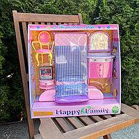 Спальня для кукол Барби
