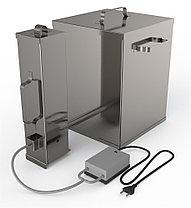 Коптильня холодного копчения 400х300х300 (из нерж. стали)