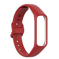 Ремешок для фитнес трекера Samsung Galaxy Fit E SM-R375 (красный)