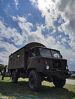 Туры выходного дня на ГАЗ-66