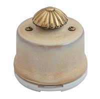 Ретро выключатель (керамика)