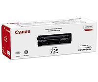 Тонер-картридж Canon 725 для i-SENSYS MF3010/LBP6000/LBP6020/LBP6030B 3484B002