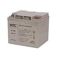 Аккумуляторная батарея SVC GL1238 12В 38 Ач (197*166*174)