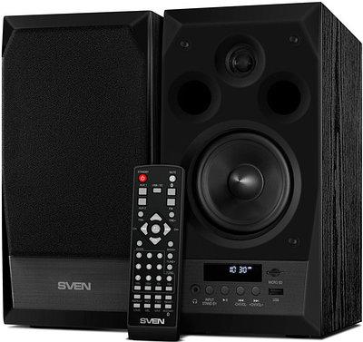 SVEN MC-20 акустическая система 2.0 черный