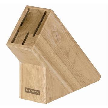 Блок Tescoma Woody для 4-х ножей