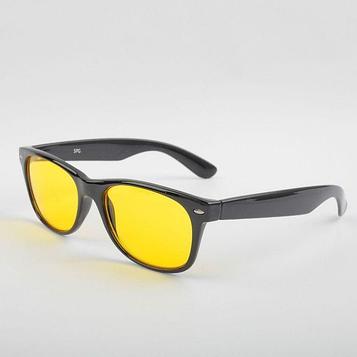 Водительские очки SPG «Непогода | Ночь» черный luxury / комплектация: Чехол SPG и салфетка