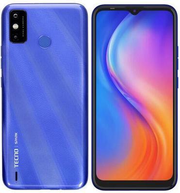 Смартфон TECNO SPARK 6 GO 2/32GB Синий