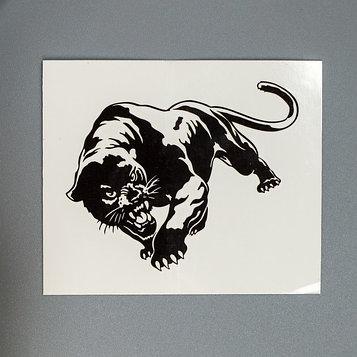 "Татуировка на тело ""Пантера"""