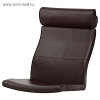Сиденье на кресло ПОЭНГ, темно-коричневый