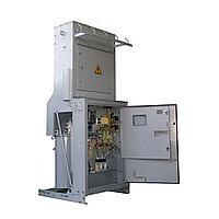 Комплектная трансформаторная подстанция для нефтедобычи типа КТПНД 25-250-10(6) У1