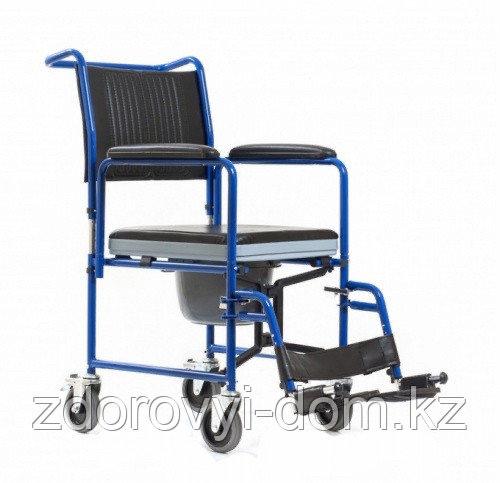 Кресло-коляска с санитарным оснащением Ortonica TU 34