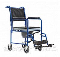 Кресло-коляска с санитарным оснащением Ortonica TU 34, фото 1