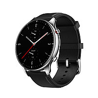 Смарт часы Amazfit GTR2 A1952 Classic edition (Stainless steel) Obsidian black, фото 1
