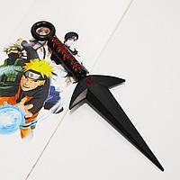 Игрушечное оружие Наруто кунай летящего бога грома цвет черный